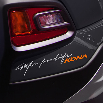 코나 데칼 / Kona decal   DDS-A99